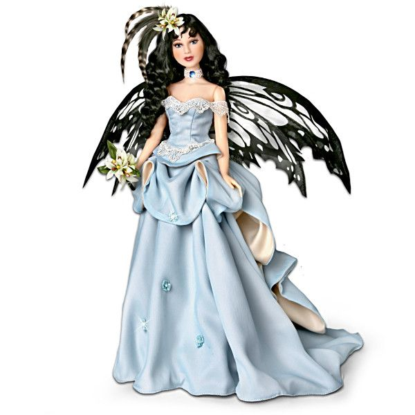 Fairy Bride Doll Inspired by Nene Thomas Artwork #bridedolls
