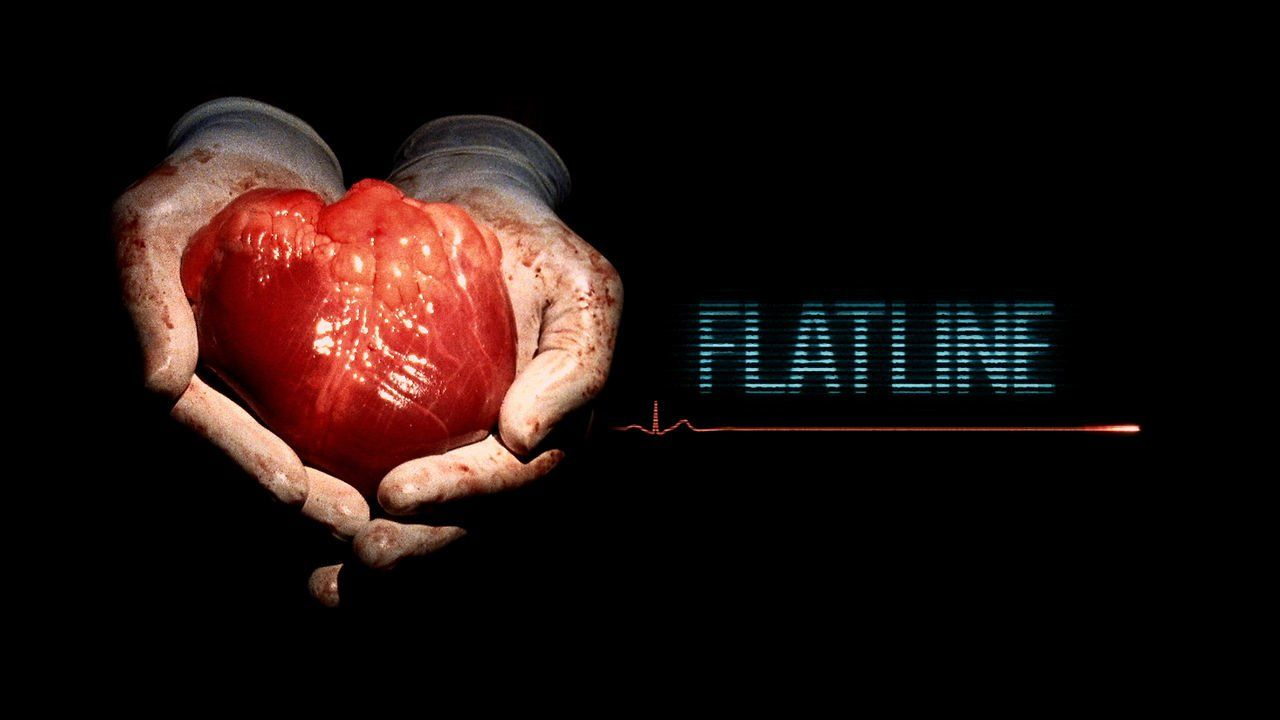 Flatline is an extended version of the short film HEART STOP BEATING ...