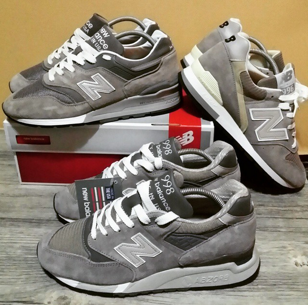 meet e0090 b19ad new balance 996, 997, 998   Give me your sole.   Pinterest ...