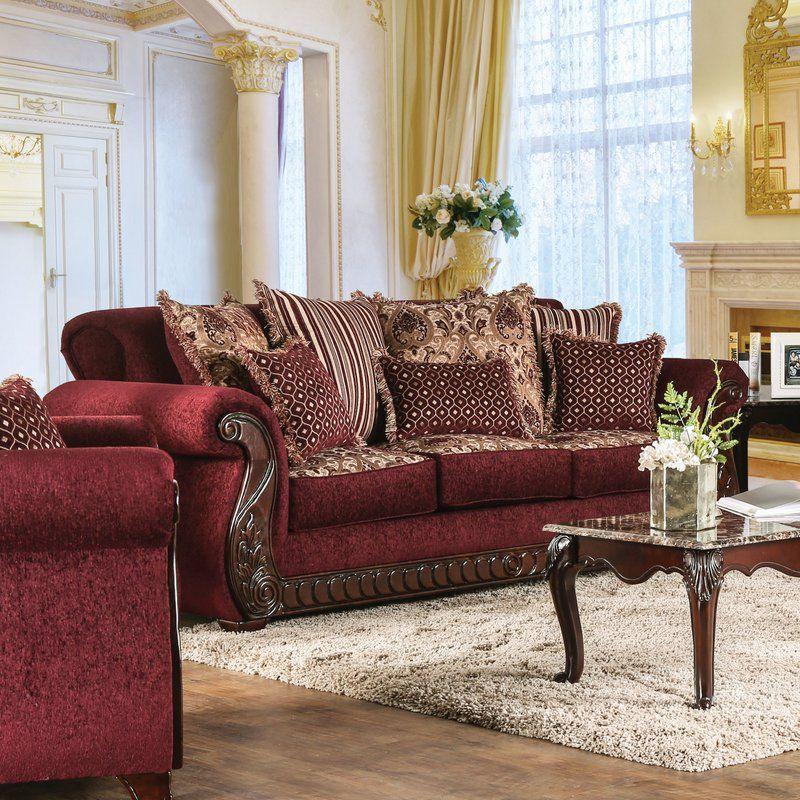 Dolson Sofa Home Decor Furniture Traditional Sofa