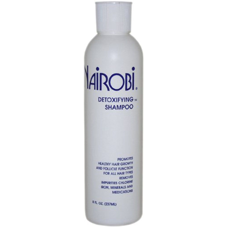 Detoxifying Shampoo By Nairobi for Unisex, 8 Ounce * Click