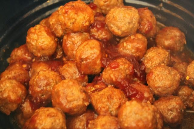 Apple Spice Meatballs - Sweet Love and Ginger