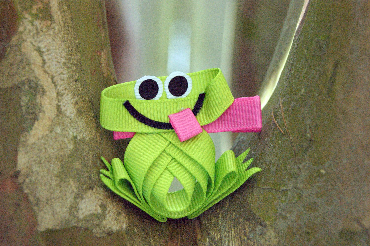Frog hair gift ideas pinterest crowns hair clips and hairbows