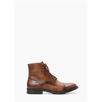 Boots Cuir Brandalley En Ref Man Chaussures Mango 1779646 5rv5wqPY