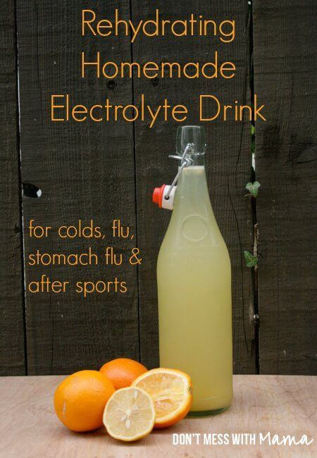Homemade Electrolyte Drink Recipe Natural Sports Drink Homemade Electrolyte Drink Electrolyte Drink