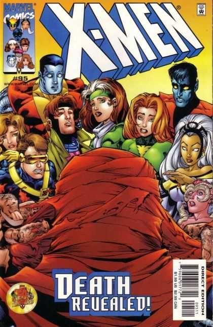 X Men 95 Comics X Men Marvel Comics Covers