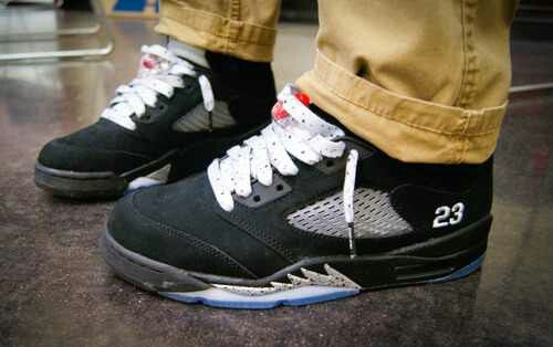 new concept fca06 e20ec Metallic 5's | J's On My Feet; So Get Like Me | Sneakers ...