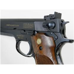 Smith & Wesson Model 52-2 Target Pistol