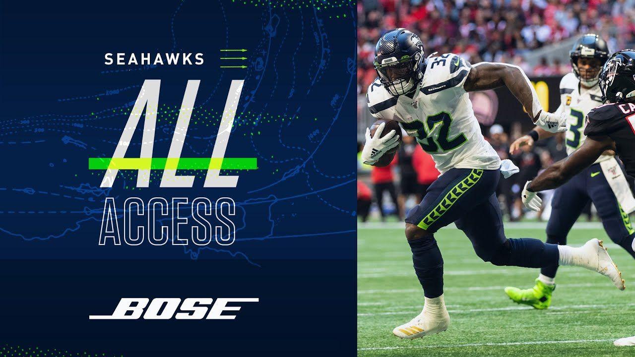 2019 Week 8 Seahawks At Falcons Seahawks All Access Youtube Seahawks Falcons National Football