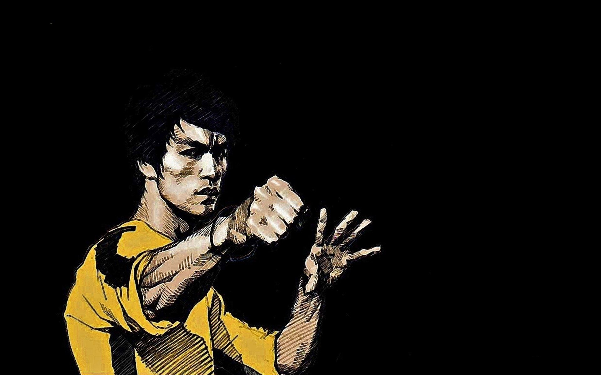 10 Best Bruce Lee Wallpaper 1920x1080 Full Hd 1080p For Pc