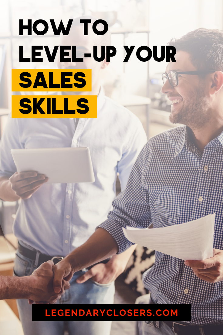 Sales Steps That You Must Follow To Lead Your Client To Buy Tips