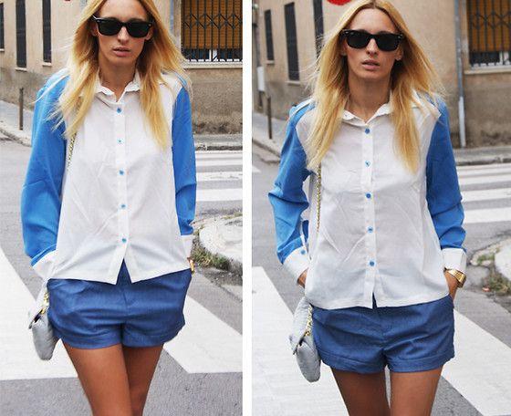 Last shorts (by Estefania  Ainoza) http://lookbook.nu/look/4150576-Last-shorts