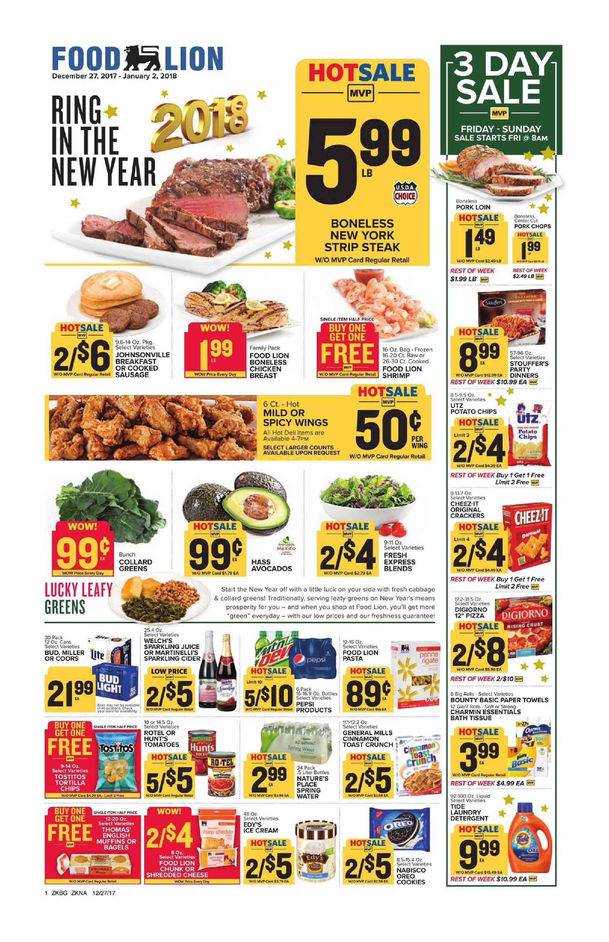 Foodlion Weekly Flyer Renashinestarco