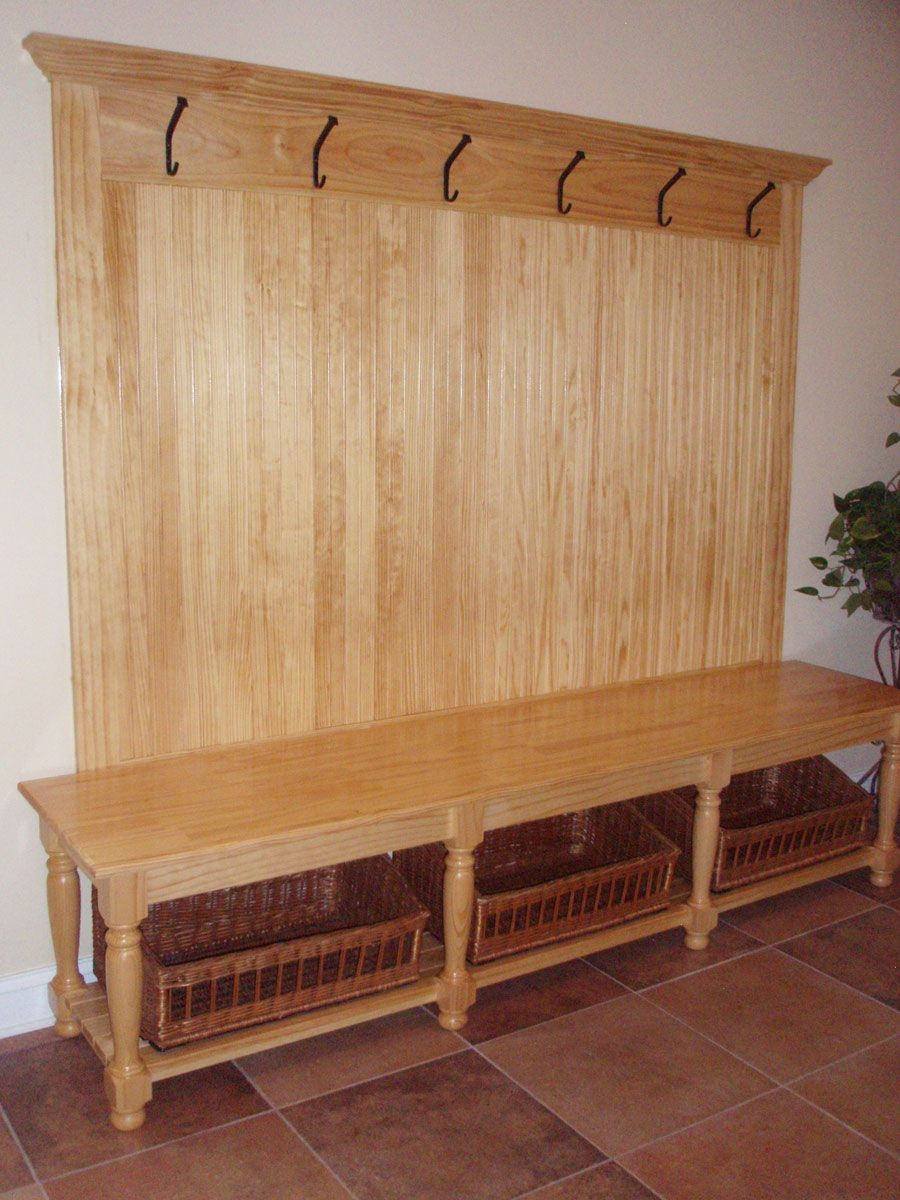 Entry Way Storage Bench Using Heritage End Table Legs Osborne Wood Videos Entryway With