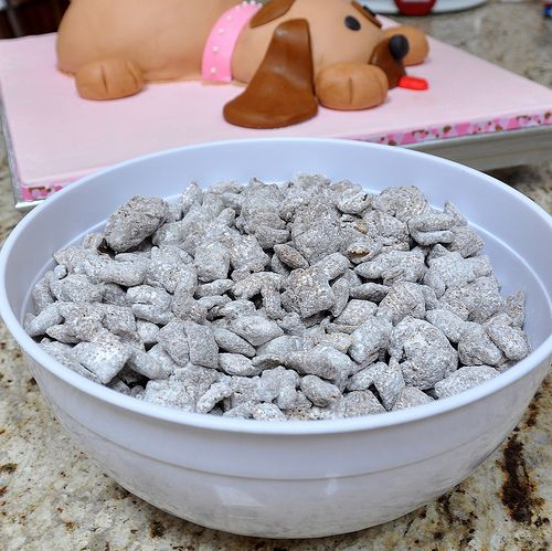 Nutella Puppy Chow Nutella Puppy Chow Puppy Chow Recipes Puppy Chow Recipe Without Peanut Butter