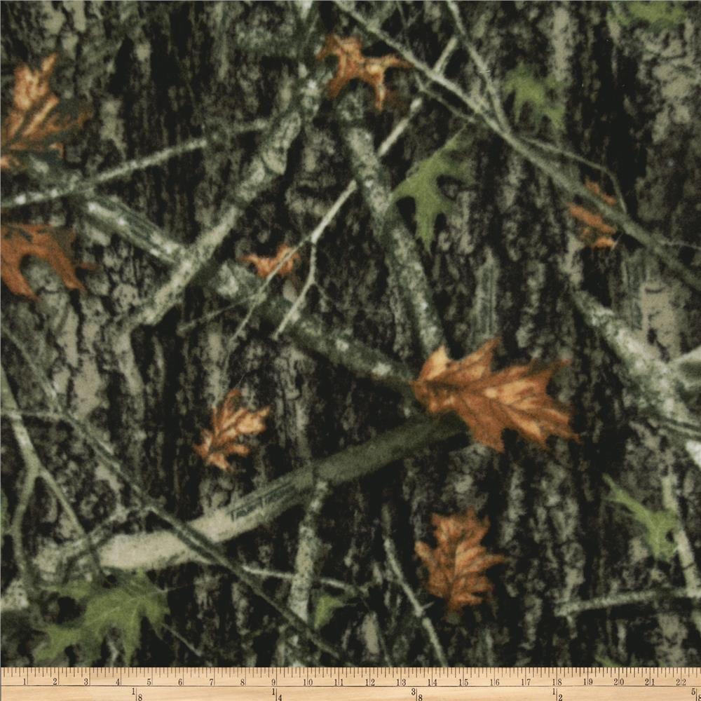 True timber fleece new conceal multi from fabricdotcom from true