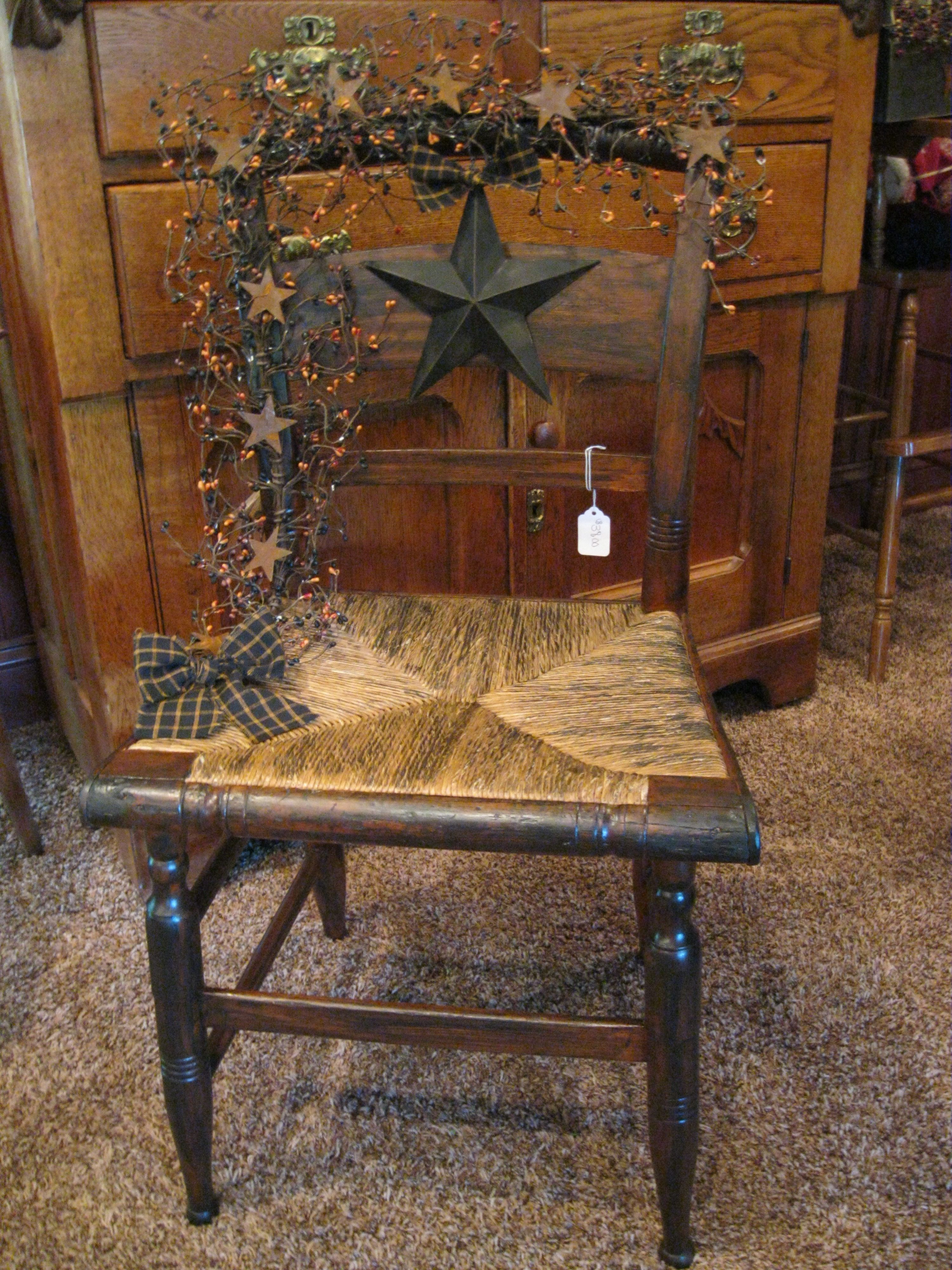 Here S What To Do With That Old Hitchcock Chair I Don T