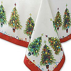 image of Fiesta Holiday Gatherings Table Linens
