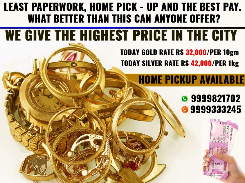 If You Want To Sell Your Gold And Want To Get Good Price So Come Here We Will Give You The Best Price Feel Free To Contact Us 9999821722
