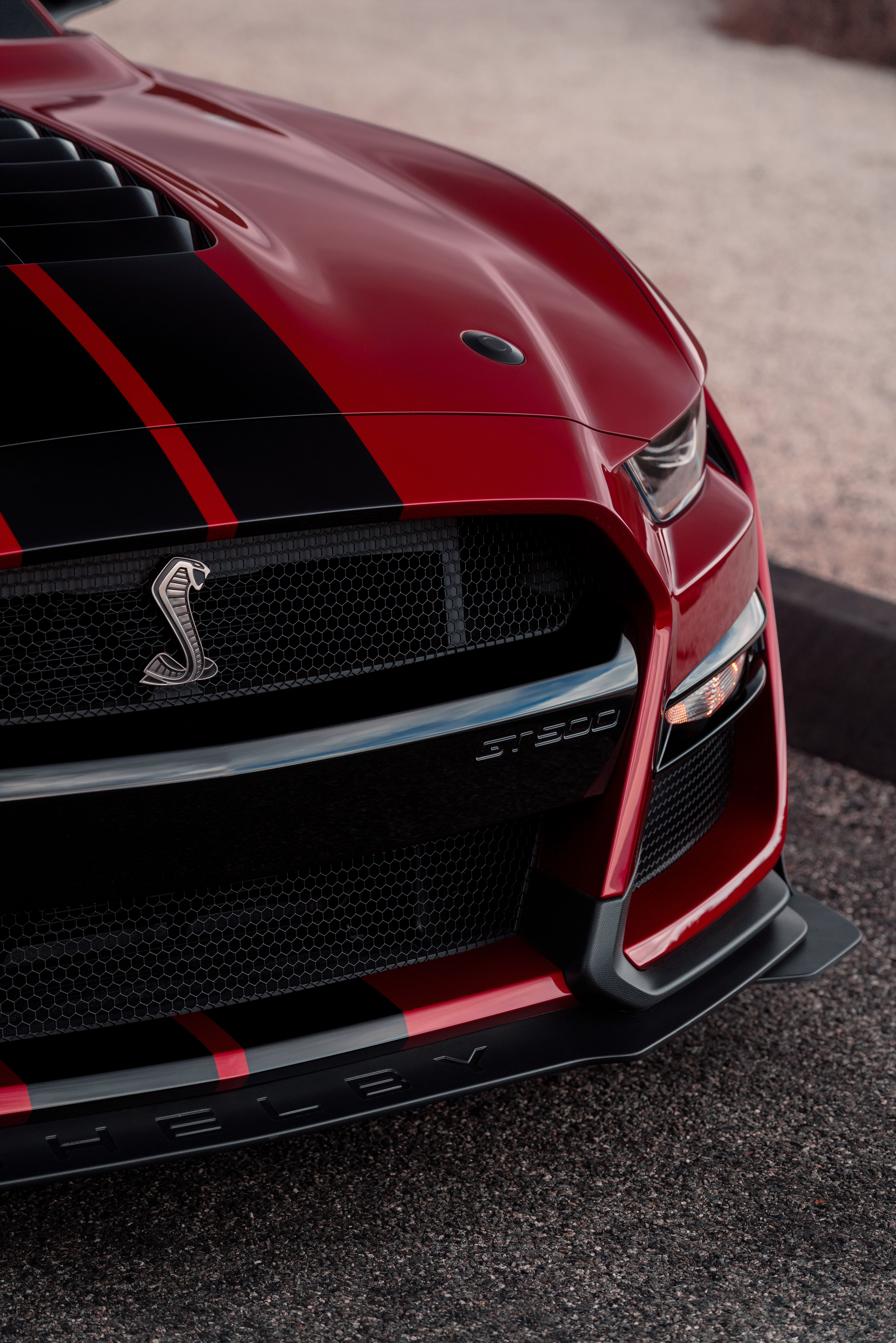 The 2020 Ford Mustang Shelby Gt500 Is Bringing The Heat With 760 Hp Ford Mustang Shelby Gt500 Ford Mustang Shelby Mustang Shelby