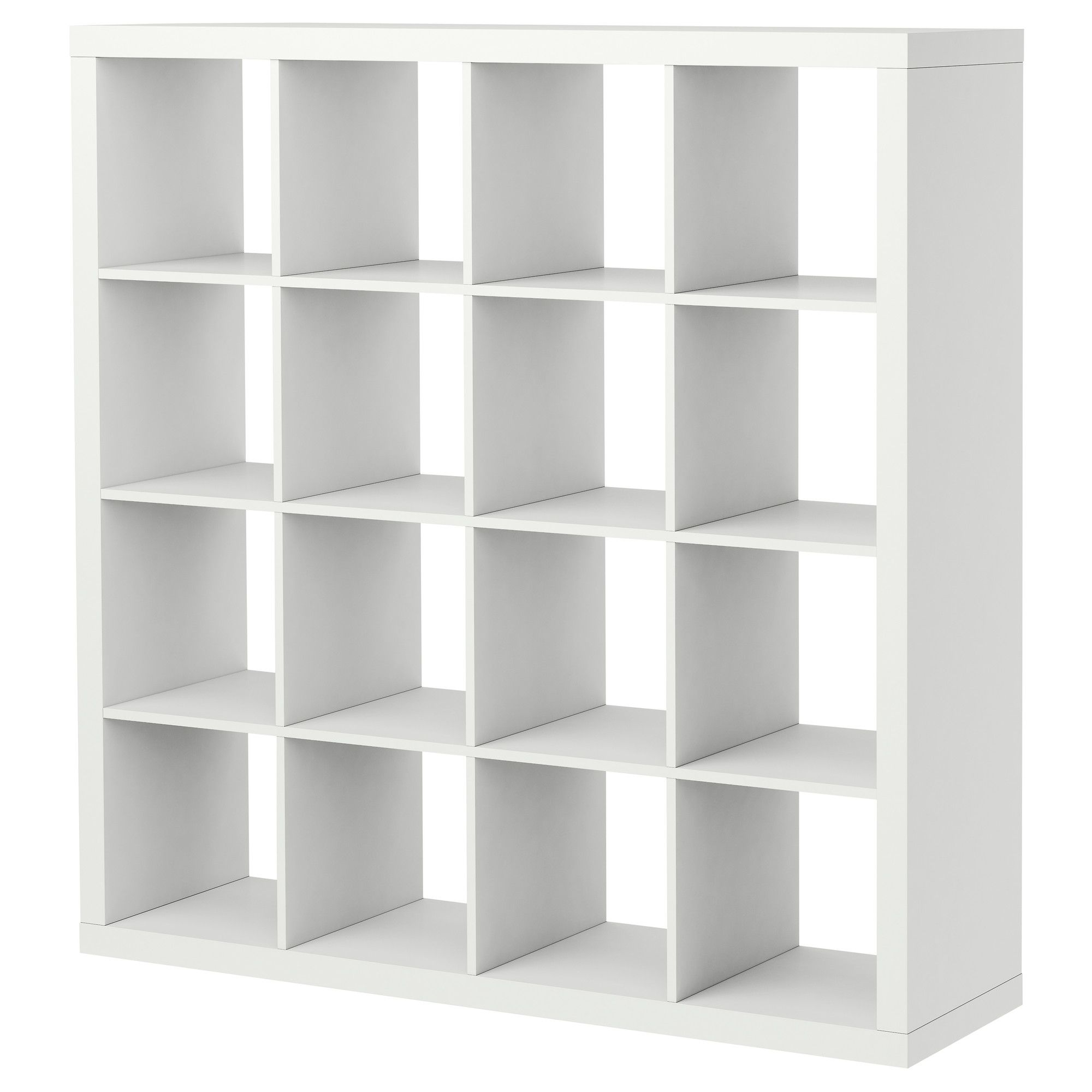 Expedit Tag Re Blanc Ikea Bureau Atelier Pinterest  # Meuble Expedit Blanc