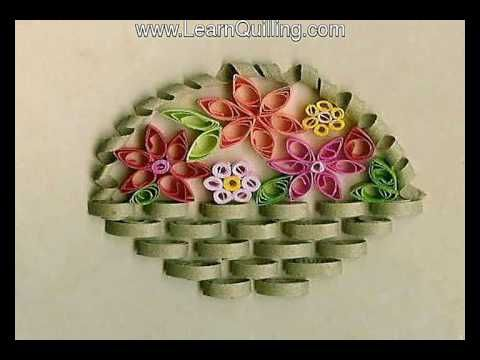 Easy Paper Flower Tutorial   How to make paper flowers quickly at ...   360x480
