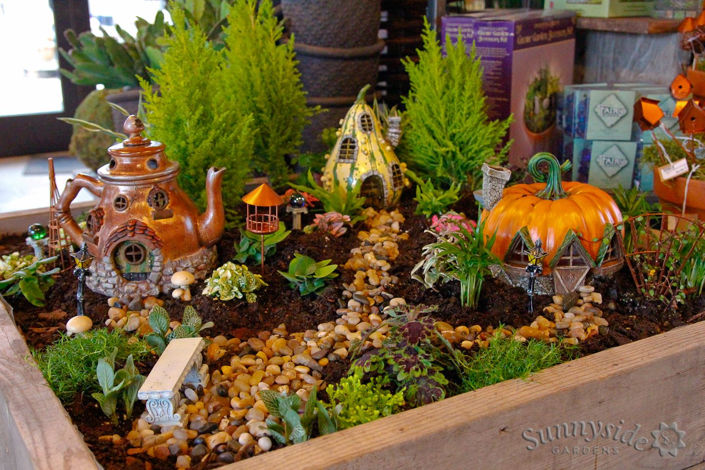 Stop into Sunnyside Gardens to get inspiration and materials to ...