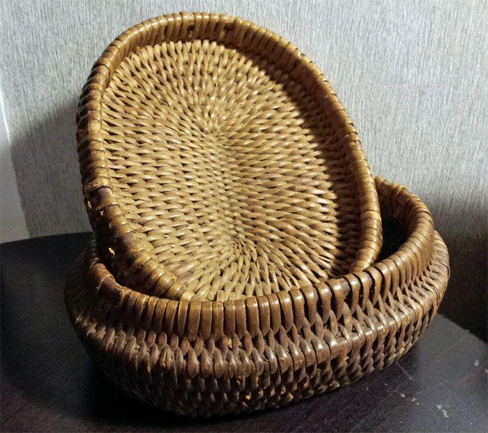 Плетение из корня фото