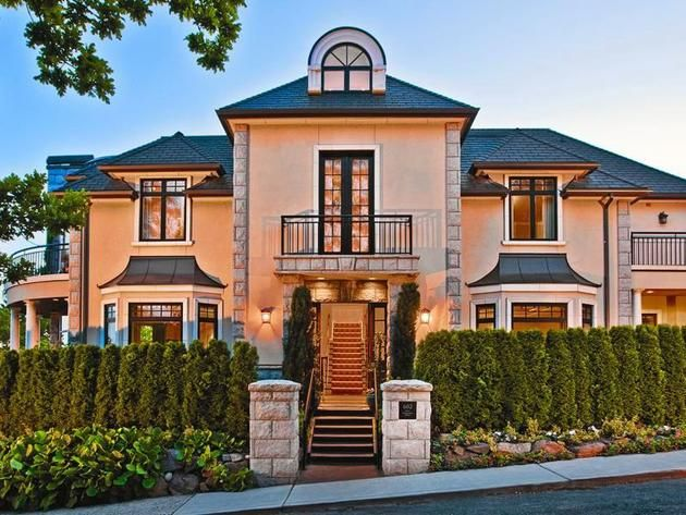 Nashville French Provincial Homes Bill Gates House Seattle The