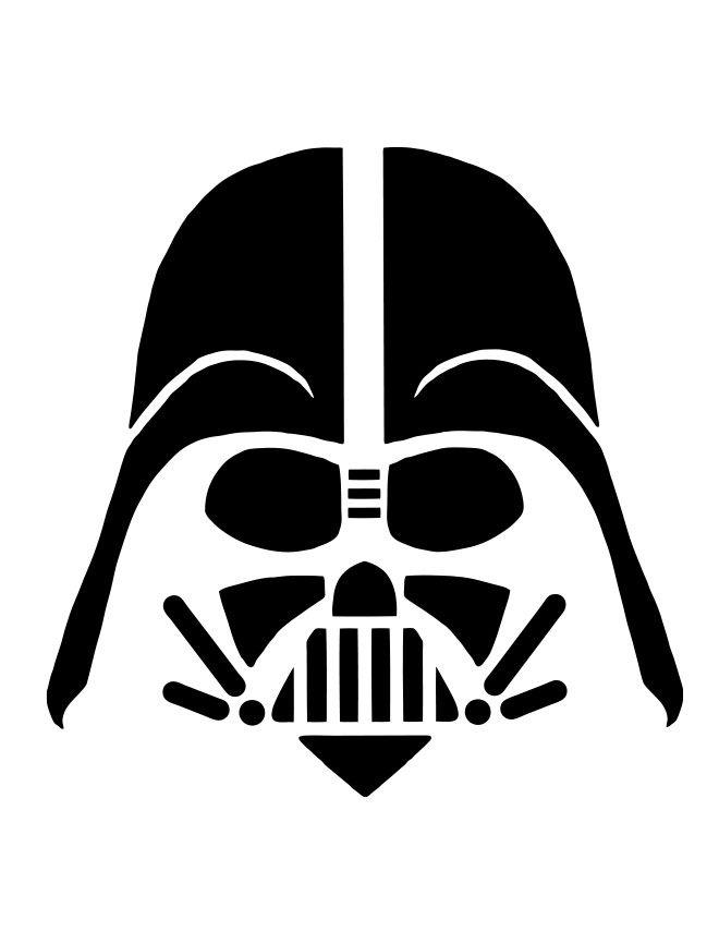 Darth Vader - Carve a most impressive pumpkin with ...