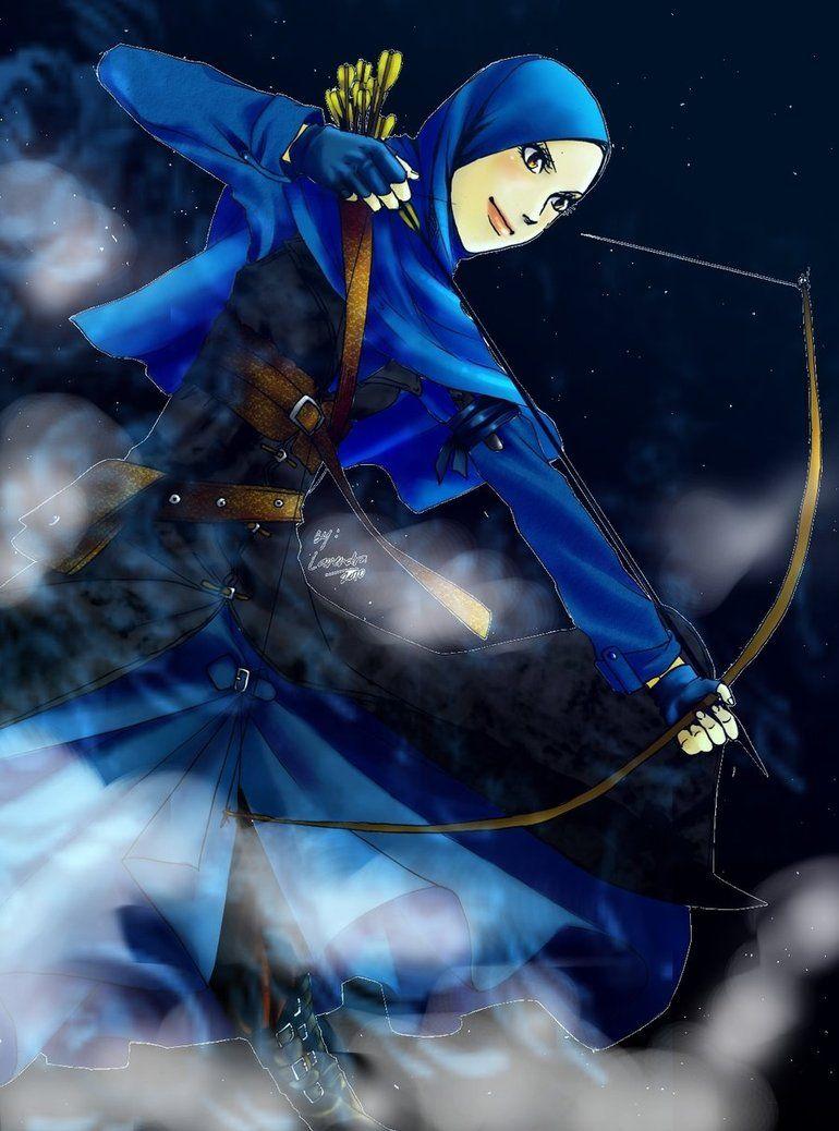 midnight_assassin_by_lavendra.jpg (770×1038) Animasi