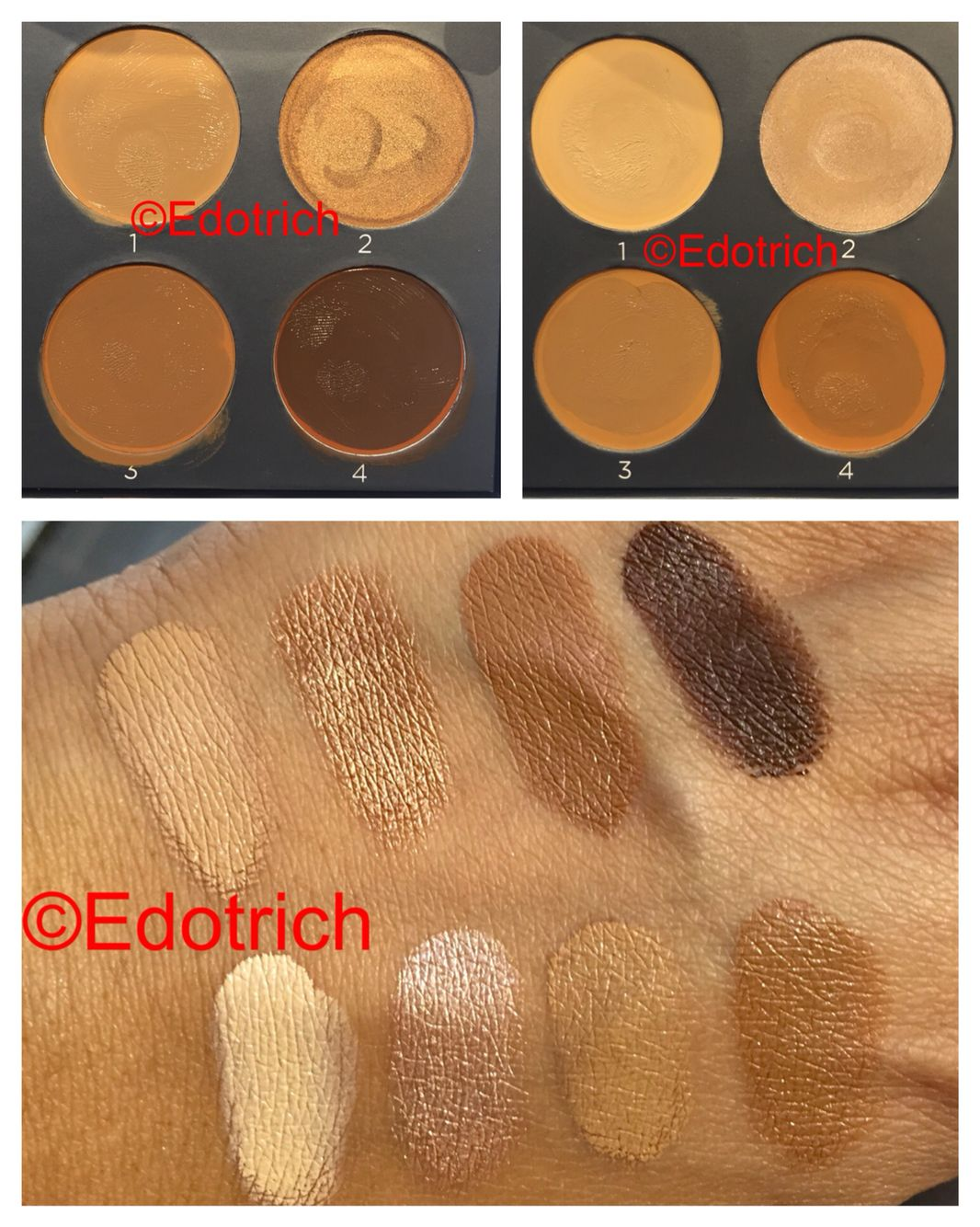 Professional Contour Kit by kiss products #5