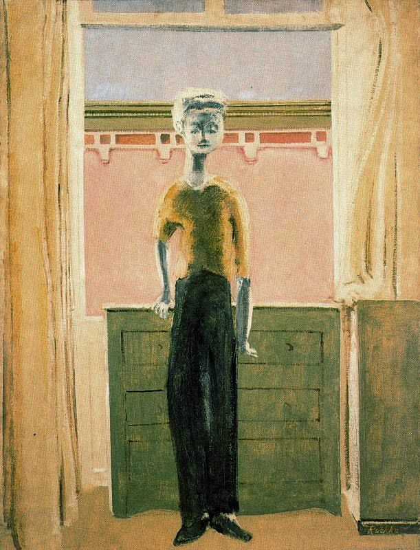 Mark Rothko Early Paintings | Dissolution of Form : Early