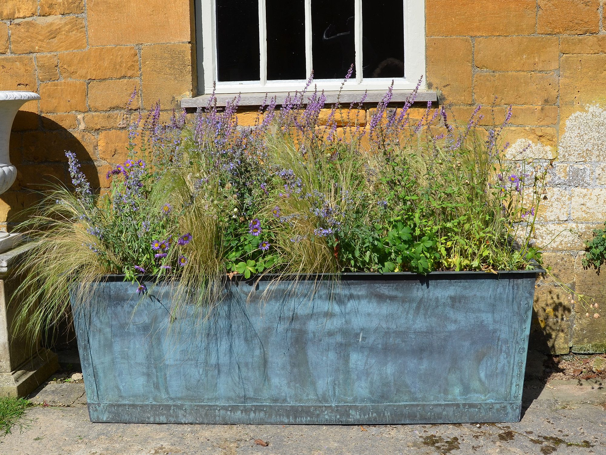 Gorgeous Large Rectangular Planters Extra Large Rectangular Full