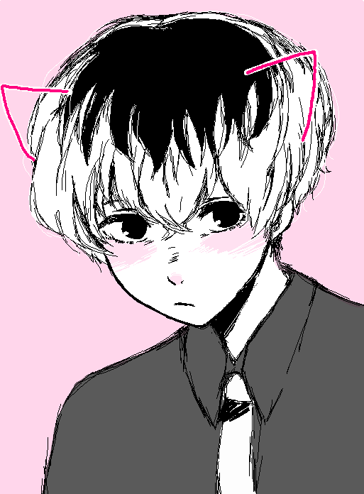 did u guys know that i love haise