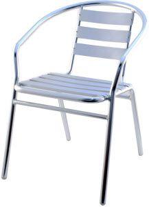 Stainless Steel Patio Chair Yogurt Shop Patio Chairs Patio Chair