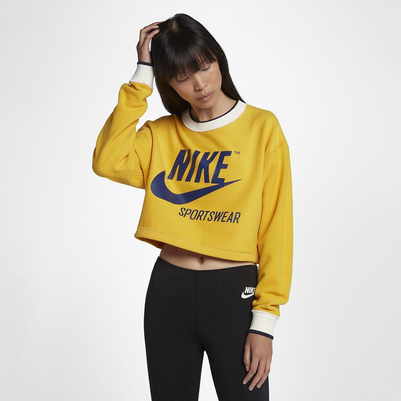 Γυναικεία μπλούζα Nike Sportswear Reversible  59d7df3ac89