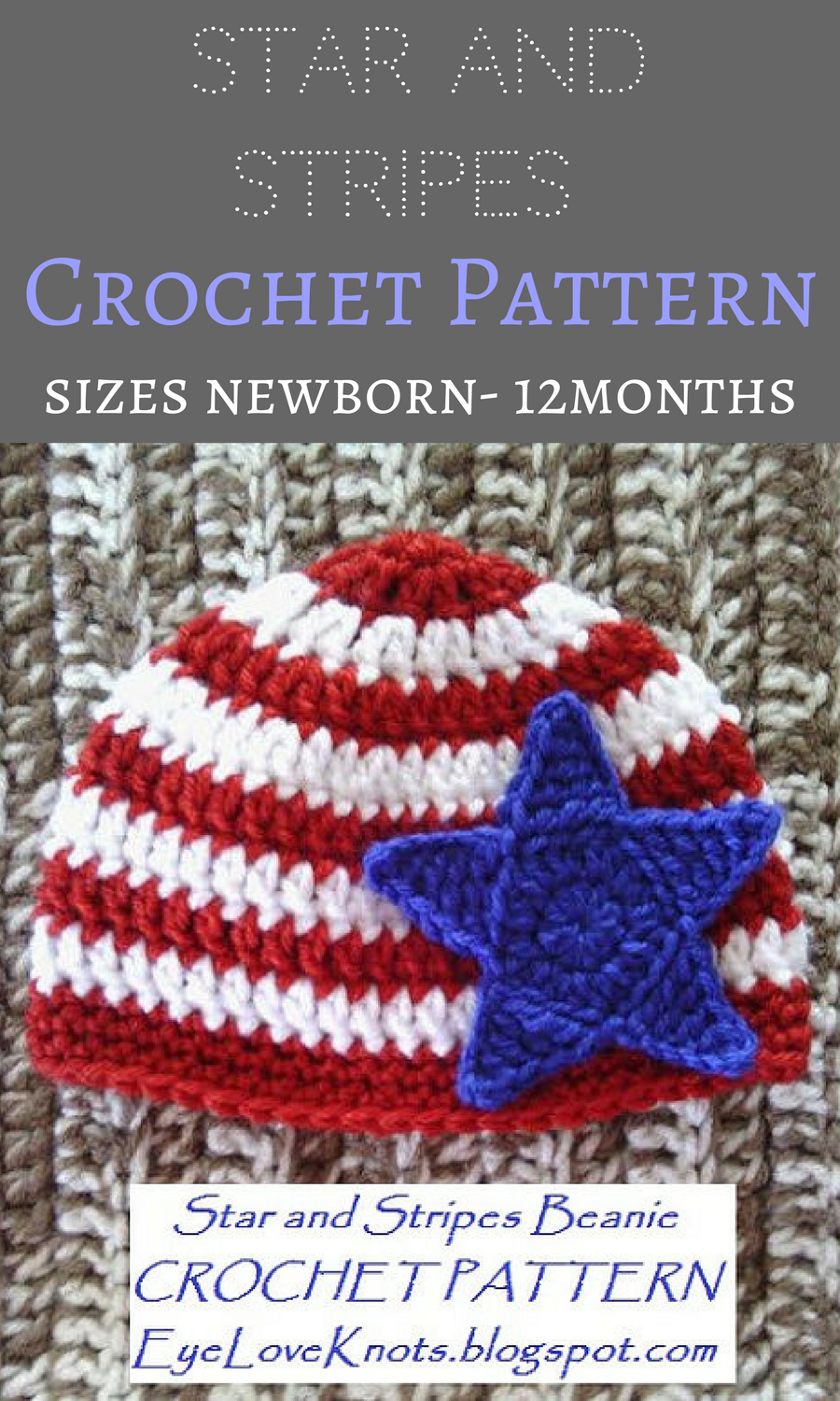 Baby Beanie Crochet Pattern 6 12 Months Awesome Inspiration