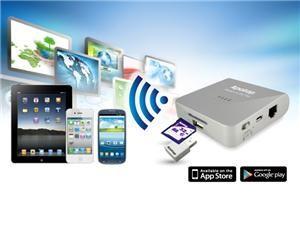 Apotop Dw 17 Wi Reader Pro Personal Cloud Storage Sd Card Usb Pen Drive Compatible