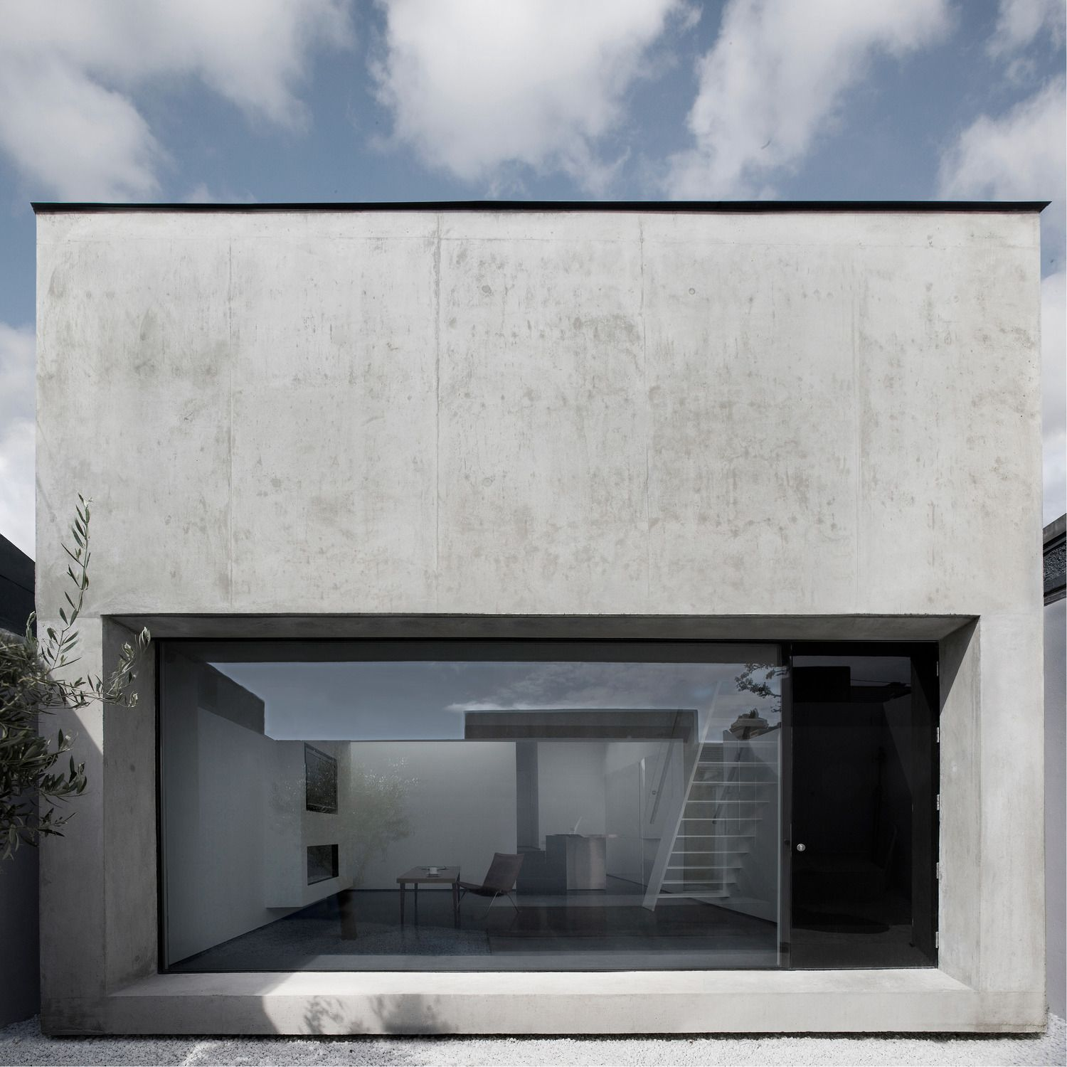 Carysfort Road. ODOS architects Cottage extension