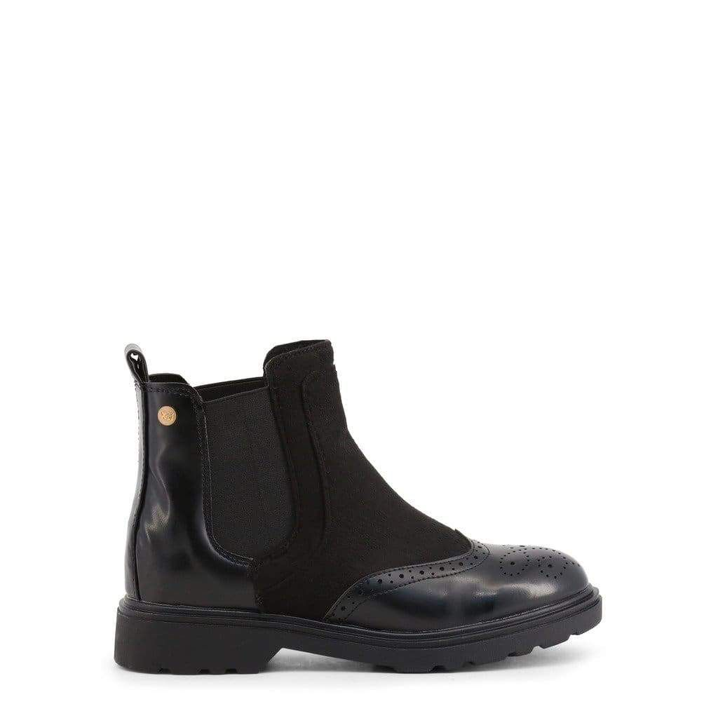 03f8d2de484 Xti 47351 Women Black Ankle boots