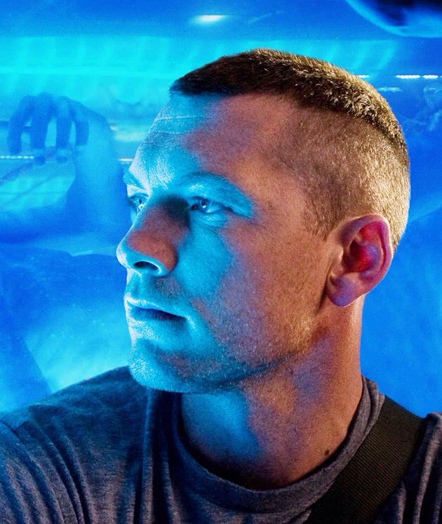 Avatar Jake: Sam Worthington As 'Jake Sully.'