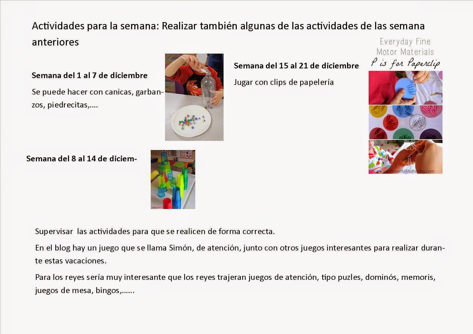 Pan con chocolate rico,rico!!!!!: PROGRAMA DE ATENCIÓN Y MOTRICIDAD ...