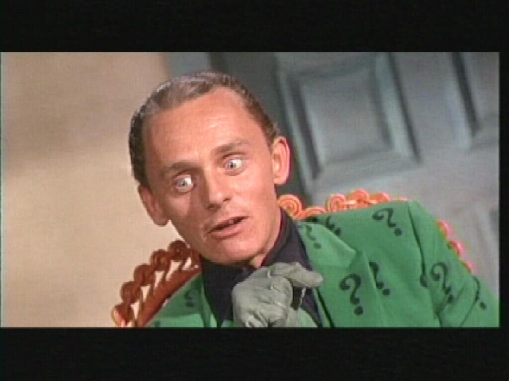 frank gorshin riddler costume