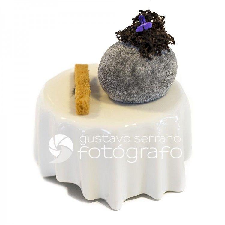 #Moshi de #torta de la Serena y #trufa negra del menú degustación 2014 de @Quique Dacosta, TOMORROWLAND