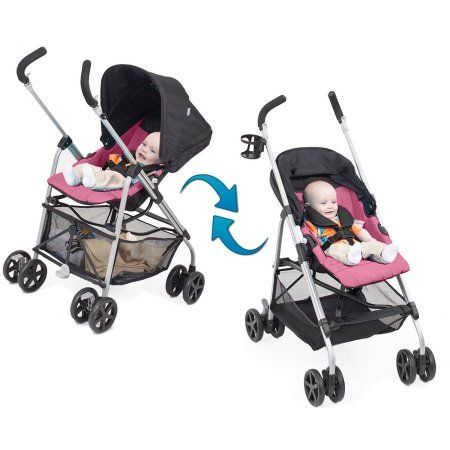 Urbini Reversi Stroller Berry Red Products Pinterest Products
