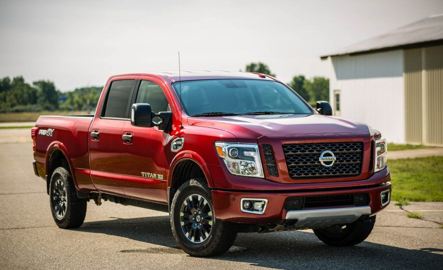Nissan Titan Xd Pictures Photo Gallery Car And Driver Nissan Titan Nissan Titan Xd Nissan