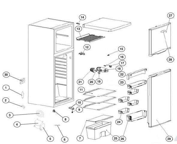 Waeco Reversing Camera Wiring Diagram di 2020