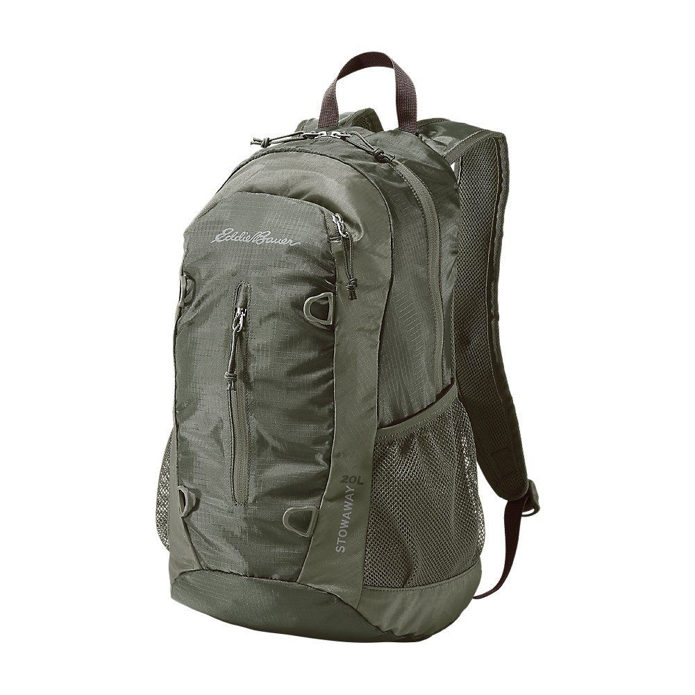 Eddie Bauer Unisex-Adult Stowaway Packable Daypack    Awesome product.  Click the image   Hiking packs 43029066d586f