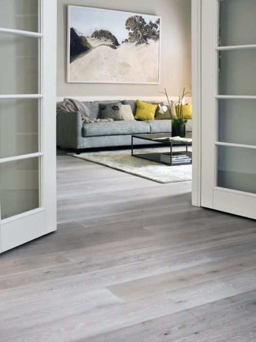 Härligt golv! Vita golv Pinterest